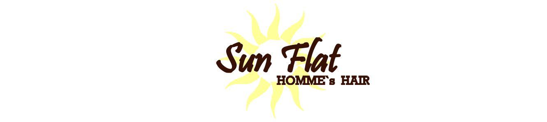 SunFlatHOMME'sHAIR
